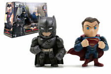 "JADA   METAL BATMAN V SUPERMAN 4"" TWIN PACK (MOVIE VERSION) 97394"