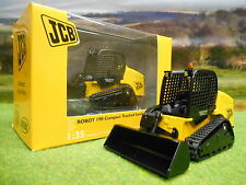 JOAL DIECAST JCB ROBOT 190T COMPACT TRACKED LOADER 1/35 REF145 *BOXED & NEW*