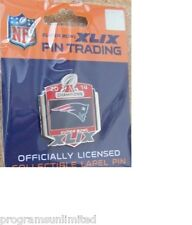 SUPER BOWL XLIX 49 SUPERBOWL ARIZONA NFL  NEW ENGLAND PATRIOTS AFC CHAMP PIN