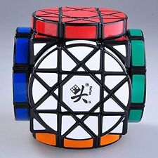Dayan Wheels of Wisdom Cube Dayan Wheels of Wisdom Puzzle Cube Black Educational