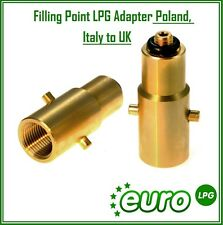 LPG Autogas Filling Point Adapter From Europe To UK