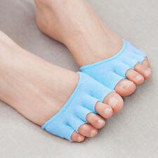 Unisex Socks Open Toe Separator Forefoot Yoga Sport Socks Plantar Pain Relief