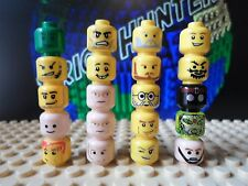 LEGO® TMNT Star Wars Toy Story Heads part lot