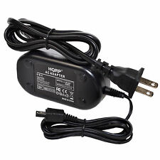 HQRP AC Adapter for JVC Everio GZ-MS100 GZ-MS100RU GZ-MS100RUS GZ-MS100U