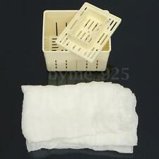 Cotton Cheese Cloth Fabric Muslin Strainer Soymilk Tofu Butter Draining Gauze