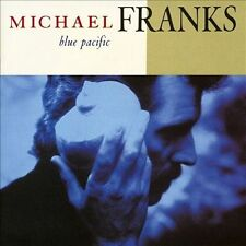 Michael Franks - Blue Pacific (CD, Reprise) Buzz Feiten, Joe Sample