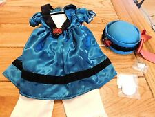 AMERICAN GIRL CECILE MEET OUTFIT + ACCESSORY SET NIB  SOLD OUT RETIRED FREE SHIP