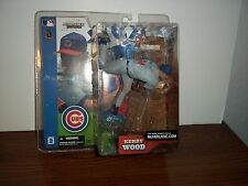 2002 MCFARLANE'S SPORTS PICKS-- CHICAGO CUBS #34 KERRY WOOD SERIES 2