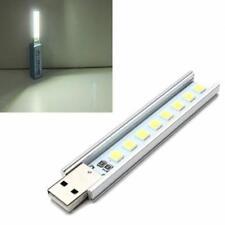 LED 10CM 1.4W 8 SMD 5152 Pure USB bianco della lampada della luce striscia rigid