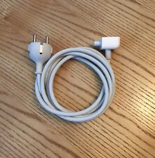 Apple EU Power Adapter Extension cable lead for MacBook Air Mac Pro Etc.