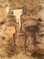Vintage Honda OEM Factory Pre Cut Motorcycle Key # T4729