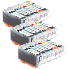 18 Ink Cartridges for Canon Pixma MG6150 MG6220 MG6250 MG8150 MG8250 MG8220