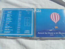JW AROUND THE WORLD IN 60 MINUTES VOL 2 RARE LIBRARY SOUNDS MUSIC CD