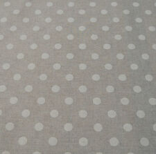 Oilcloth table linen fabric linen French polka dot design wipeable tablecloth