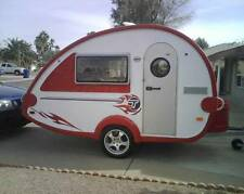 TEARDROP Camper Trailer Tear Drop RV Camp PLANS #4