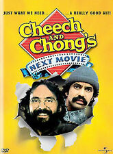 Cheech and Chong's Next Movie New DVD