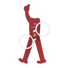 Keeep GH-025 Stainless Steel Mobile Phone Holder And Multi Angle Stand - Red