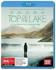 Top Of The Lake Blu Ray New/Sealed Region B