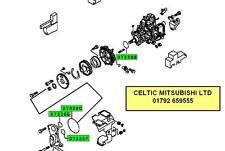 GENUINE MITSUBISHI 00-06 SHOGUN 3.2 DI-D ZEXEL FUEL INJECTOR PUMP SEAL KIT