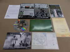 Xbox Original Pal Game BROTHERS IN ARMS ROAD TO HILL 30 LIMITED EDITION  with Bo