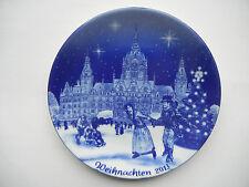 Berlin-Design Piatto di Natale 2013 Natale in Hannover (mio Pos. 2013-4)