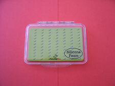 Fulling Mill Fly Box Clearview 110x85x19mm Small Holds Up To 77 Flies