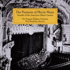 PARAGON RAGTIME ORCHESTRA /...-PIONEERS OF MOVIE MUSIC: SOUNDS FROM AMERICCD NEU