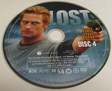 Lost Season 1 DVD Replacement Disc 4 Only