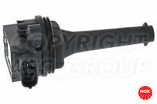 New NGK Ignition Coil For VOLVO V70 2.4  2000-07 (B5244S Engine)