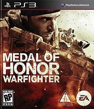 NEW - Medal of Honor: Warfighter - PS3