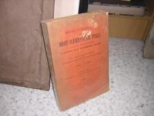 1902.droit international public.Foignet envoi autographe