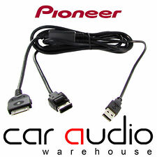 CT29IP28 Pioneer CD-IU201S Car Stereo Replacement iPod iPhone Adapter Cable Lead