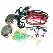 TDA2822M AMP-1 Audio Amplifier DIY Kit Amplifier Electronic Production Suite
