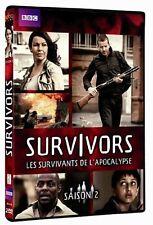 30989 //SURVIVORS LES SURVIVANTS DE L'APOCALYPSE SAISON 2 COFFRET 2 DVD NEUF