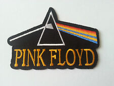 HEAVY METAL PUNK ROCK MUSIC SEW / IRON ON PATCH:- PINK FLOYD (b) PATCH No. 0054