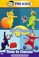 Teletubbies 10 - Time to Dance!  DVD