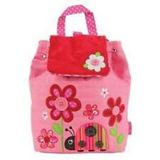 Personalized Quilted Signature Stephen Joseph Ladybug Backpack Diaperbag NEW