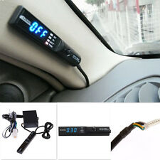 Automobile Turbo Timer For NA & Turbo Black Pen Control Unit w/ BLUE Digital LED