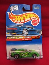 Hotwheels  1998-966   Callaway C7  Green  2 of 4  1:64 scale  NOC (3)  21314
