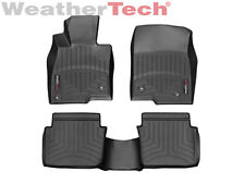 WeatherTech Floor Mats FloorLiner for Mazda Mazda3 - 2014-2017 - Black