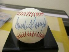 Donald Trump & Mike Pence Novelty Signed Baseball *New Design for 2017*