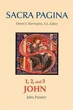 1, 2 and 3 John by John Painter Hardcover - Religious Book - New & Sealed