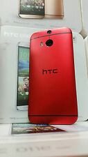 HTC One M8 - 16 GB - Red (Unlocked) Smartphone GRADE -A- EXCELLENT