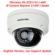 Hikvision Original English DS-2CD1141-I 4MP CCTV IP POE Network Dome Camera