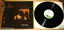 NICO THE END 1974 UK PINK RIM ISLAND LP 1ST PRESS PORKY A2/B3 VELVET UNDERGROUND