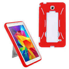 PC Armor Case Cover Hybrid Tablet Stand For Samsung Galaxy Tab 4 Nook 7.0 T230