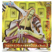 Banpresto One Piece 48026 Super Effect Super Nova Vol. 2 Figure - Basil Hawkins