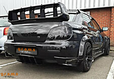 Subaru Impreza Diffuser + Brackets Included Top Secret Style for Racing v4