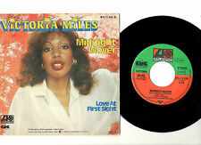 """RARE"" SOUL.VICTORIA MILES.MIDNIGHT MOVER / LOVE AT FIRST SIGHT.GERMAN ORIG 7""."