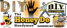 DIY Do it Yourself Collection. Home Improvement Guide, Handyman 2 DVD Collection